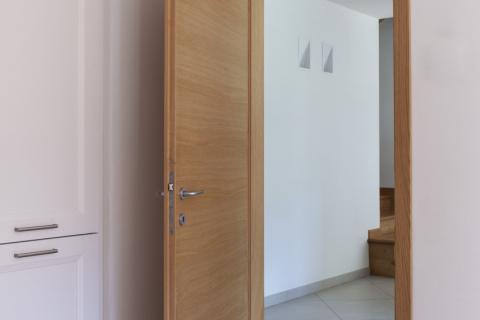 Porte interne a battente legno