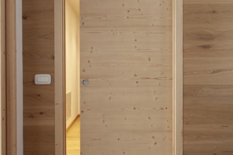 Porte interne scorrevoli legno