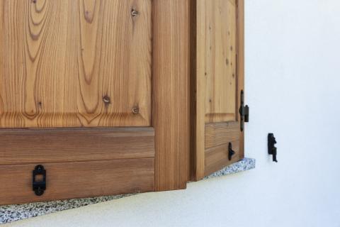 Scuri in legno